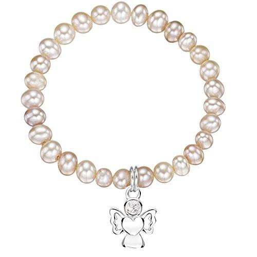 Jo for Girls - Bracelet - Argent 925 - Oxyde de Zirconium - 14.0 cm - CBAPRpp