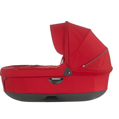 Stokke Stroller Carry Cot - Crusi/Trailz - Red