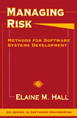 Download Managing Risk: Methods for Software Systems Development Pdf