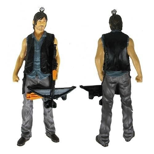 The Walking Dead Daryl Dixon & Crossbow Christmas Tree Ornament