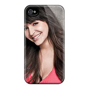 Luoxunmobile333 Design High Quality Anushka Sharma 2013 Covers Cases With Excellent Style For Iphone 5/5s