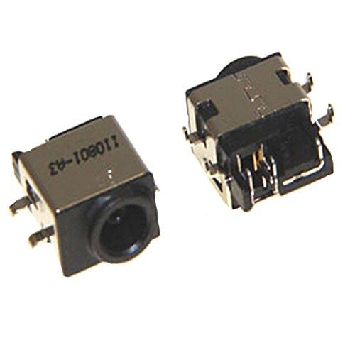 - LYPCTECH CB017 Unitque New DC Power Jack Plug in Socket Connector for Samsung QX410 QX410-J01 QX410 NP-QX411 QX411 NP-QX411-W01US NP-QX411-W01UB NP-R430-JA01US NP-QX410-S02CA NP-QX410-S02US