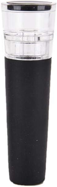 BXKEJI 1ピース赤ワインストッパー真空密封保持鮮度ワインボトルストッパーワイン密封ストレージプラグ