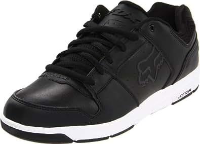 Fox Racing Motion Eclipse Shoes - Black White - UK 7