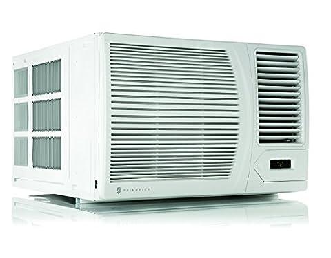 Friedrich EP18G33B 18000 BTU Chill Series Room Air Conditioner with Electric Heat, 230-volt (Friedrich Chill+)