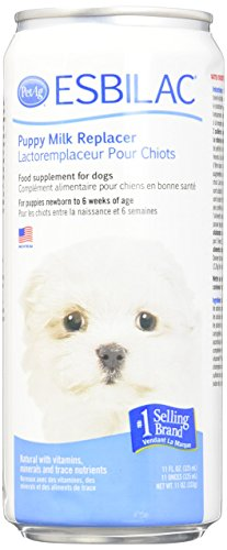 Cheap PetAg Esbilac Puppies Milk Replacer Liquid, 11-Ounce