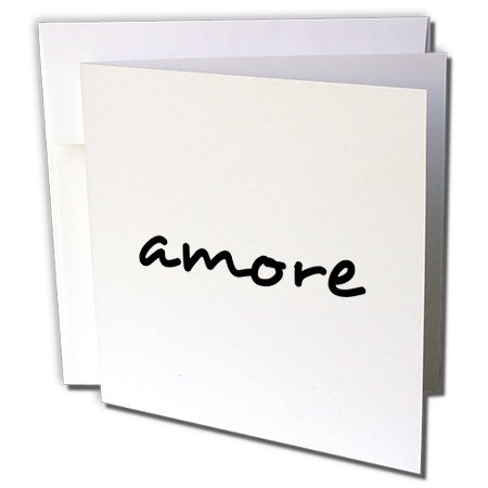 Word For Love In Italian Romantic World Language Italy Text