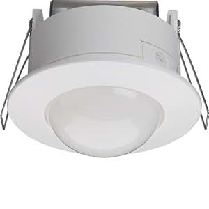 Hager EE805 - Detector infrarrojos 360 empotrable