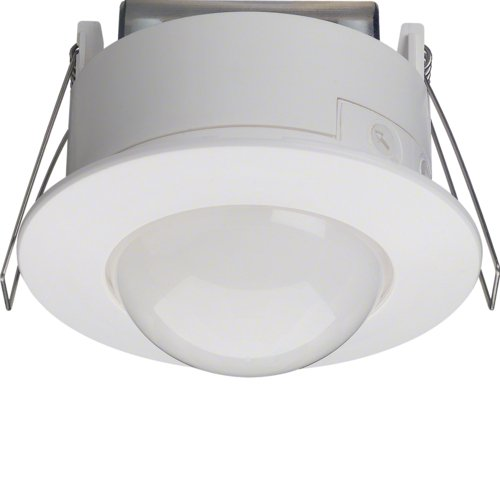 Hager EE805 - Detector infrarrojos 360 empotrable: Amazon.es: Bricolaje y herramientas