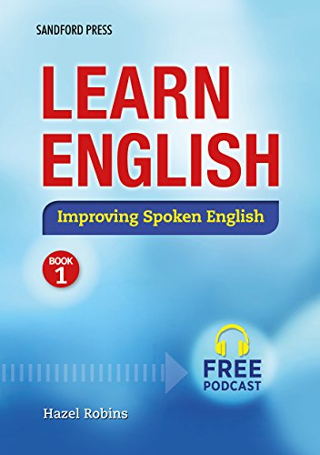 Learn English: Improving Spoken English Book 1 - Kindle