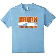 Broom Broke So Now I Go Running T-Shirt