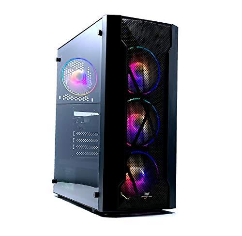 Gaming Pc: Intel Core i5 9400F 4.1GHZ Six Core, GTX 1660 6GB, Windows 10 (I5-9400F 16GB RAM GTX 1660 6GB – V4)