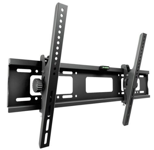Ricoo TV Wandhalterung R07 Flache neigbar Plasma LCD LED Wandhalter für Fernseher Halterung Fernsehhalterung Fernsehwandhalterung mit 74 - 165cm (30 - 65