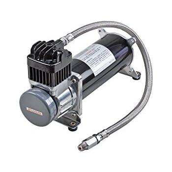 Wolo (860-C Air Rage Heavy-Duty Compressor