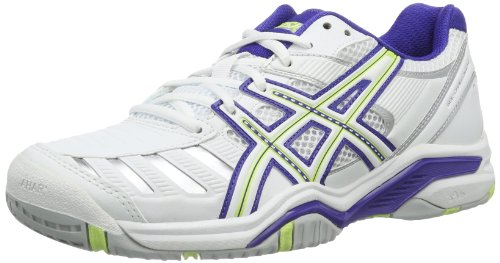 Green weiß royal Blue Bianco Scarpe Gel Da Asics sharp Donna white 9 Tennis challenger 0170 8xgR7wPqZ
