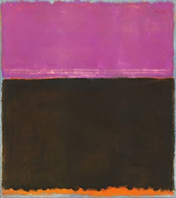Mark Rothko Untitled Giclee Canvas Print Paintings Poster Reproduction Copy