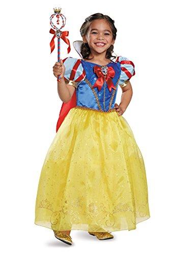 (Prestige Disney Princess Snow White Costume,)