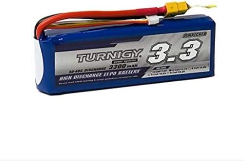 Turnigy 11.1V 3300mAh 30C40C リポ バッテリー
