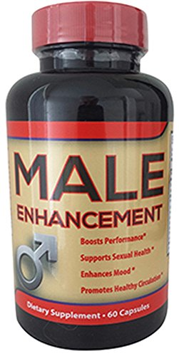 MALE ENHANCEMENT. Powerful Ingredients to Increase Stamina, Libido & Energy. Boosts Performance, Promotes Potent & Healthy Circulation by Body Science Labs
