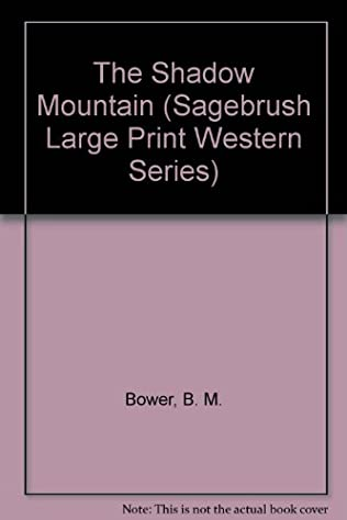 book cover of The Shadow Mountain