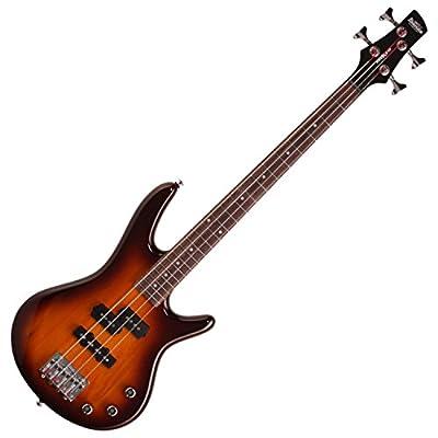Ibanez GSRM20BS Mikro 4 String Brown Sunburst Bass with Gig Bag
