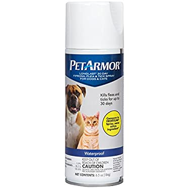 Your pets are family, and PetArmor helps you confidently care for your cats and dogs-especially when it comes to flea and tick control. PetArmor conveniently provides vet-quality protection without the expense of a vet visit. It kills ...