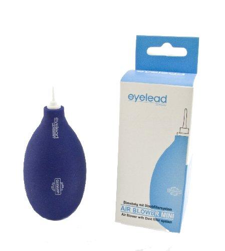 eyelead 589720 - Bomba de aire para limpieza de cá maras (con filtro para polvo, tamañ o pequeñ o), color azul tamaño pequeño) Eyelead Software Inc.-56937 ABM-1