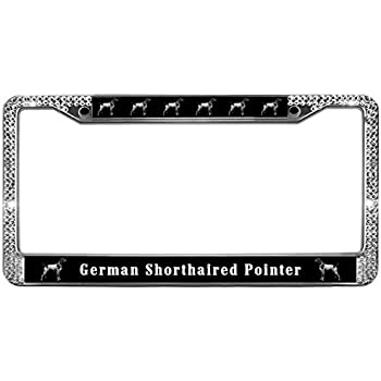 Amazon Com Gnd Bling Rhinestone License Plate Frame My