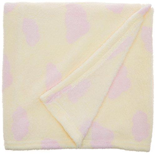 Cozy Fleece Baby Blankets for Girl, Assorted