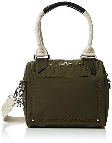 Kipling Womens Keeya S Kt Shoulder Bag Cactus Khaki, One Size Green (Cactus Khaki)