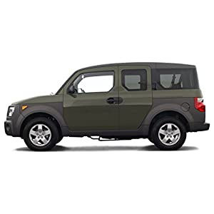 honda element maintenance schedule