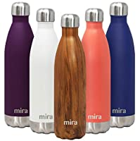 MIRA 25 Oz Stainless Steel Vacuum Insulated W