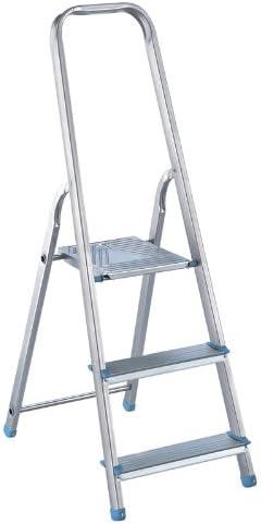 Altimat 01170203 - Escalera de mano (3 escalones): Amazon.es: Bricolaje y herramientas