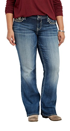 Double Back Pocket Jean - 3