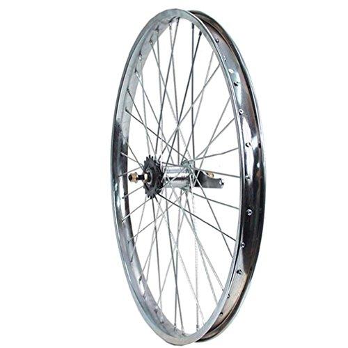 Sta Tru Steel Coaster Brake Hub Rear Wheel (26X2.125-Inch)