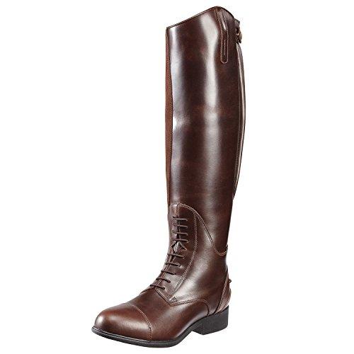 ARIAT Damen Reitstiefel BROMONT Tall H2O Stiefel, chocolate (braun), 5.5 (38.5), Höhe:46cm/Wade:35cm