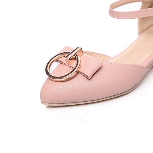 EYR00257 Rose 5 Femme Aimint Rose Sandales Compensées 36 gPdfxRqw