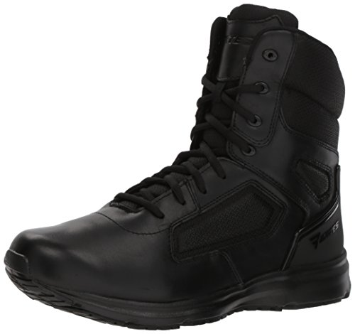 Bates Men's Raide 8 Hot Weather Side Zip Military Tactical Boot