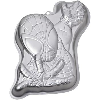 Amazon Com Wilton Spiderman Cake Pan Novelty Cake Pans