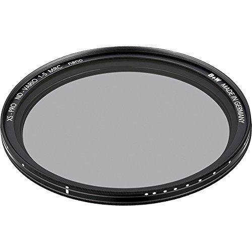 52mm Digital Variable ND Camera Lens Filter - 5
