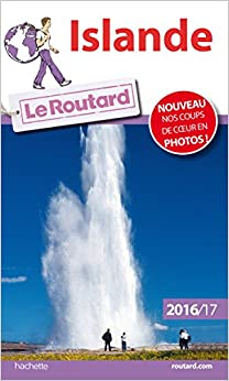 Guide du Routard Islande 2016/17