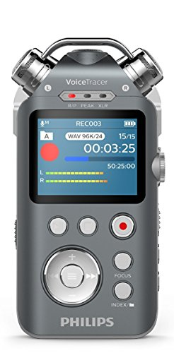 Philips DVT7500 VoiceTracer Audio Recorder by Philips