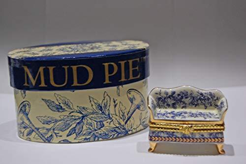 Provence Chaise Treasure Box -