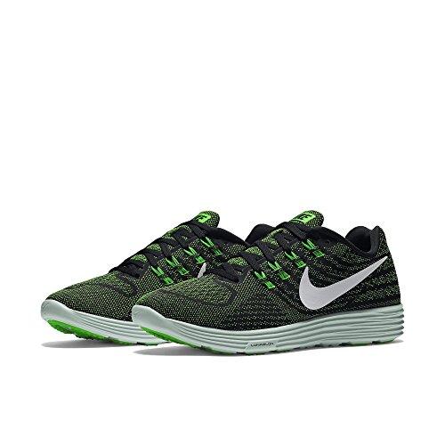 Nike Mens Lunartempo 2 Running Sneakers Seaweed/White 818097-302 (10.5)