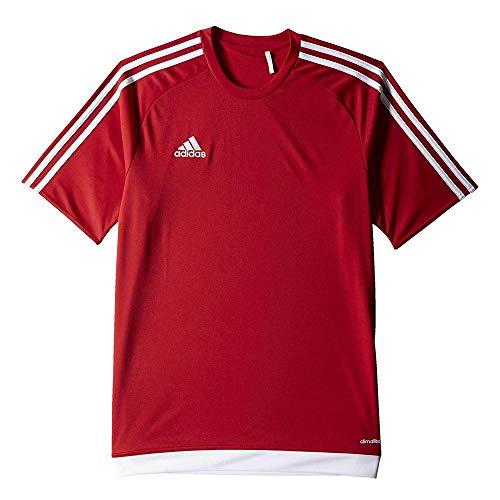 Adidas rojo Red 15 Estro blanco Jersey poder Men's rq7r4HR