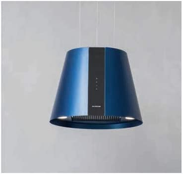 Pure Plus - Campana extractora con filtro (50 cm), color azul y gris: Amazon.es: Grandes electrodomésticos