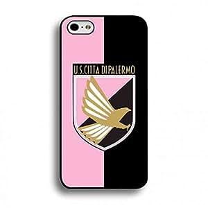 Original Design Juventus Palermo Logo iPhone 6 Plus/iPhone 6S&Plus(5.5inch) Funda Cover Diy Juventus Palermo Funda