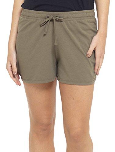 cotone Khaki donna con di elevata Franks pantaloncini da Tom percentuale C8gqUx