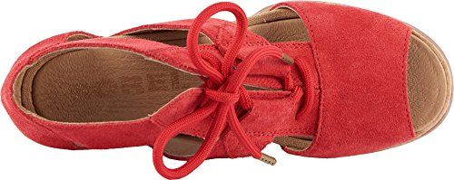 Lace B Joanie Women's US Bright SOREL Red 5 wYqEEd