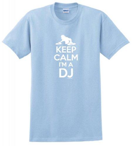 Keep Calm Im DJ T Shirt